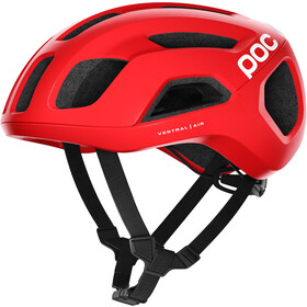 POC Ventral Air Spin Casque, prismane red matt
